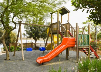 neighborhood - playground